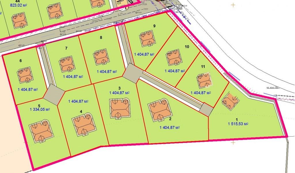 земельный участок схема